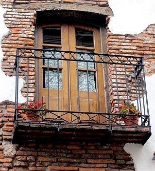 Balcony in San Telmo - Buenos Aires