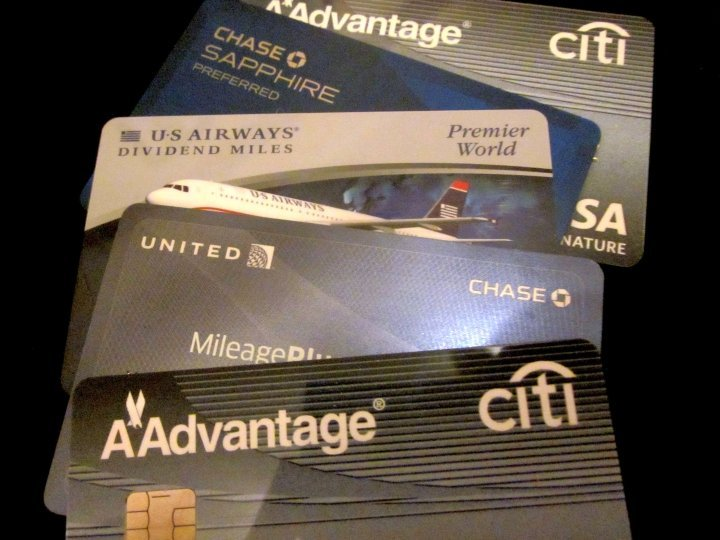 Credit Card Travel Rewards Programs