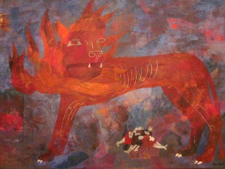 Ben Shahn - Allegory