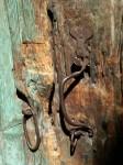 Door handle in Urgup, Turkey