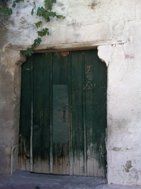 Doors in Ürgüp, Turkey