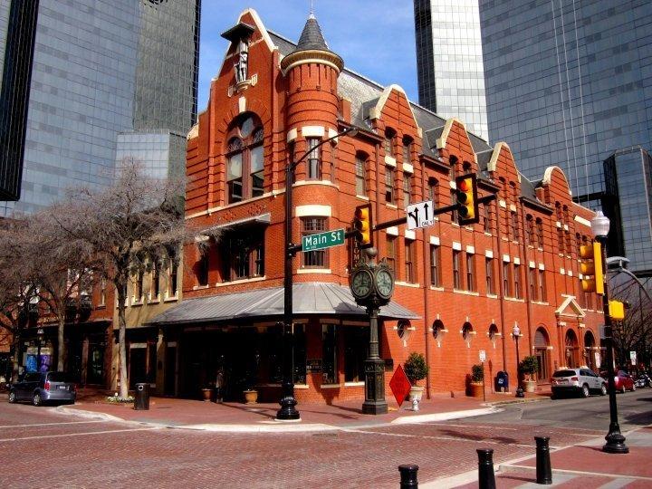 Haltom's on Main Street Fort Worth Texas