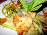 Gulf Coast - snapper with ravioli - Roosevelt's