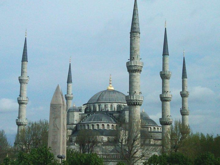 Blue Mosque (Sultanahmet Mosque) Istanbul Turkey