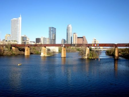 Lady Bird Lake – Downtown Austin Texas Hike and Bike Trail