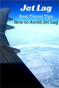 Jet lag - Best Travel Tips - How to Avoid Jet Lag