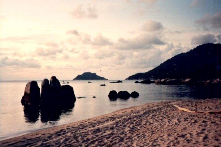 Koh Tao Island - SCUBA diving location in Thailand