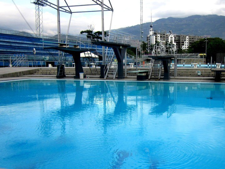 Estadio Atanasio Girardot Estadio, Medellín, Antioquia, Colombia