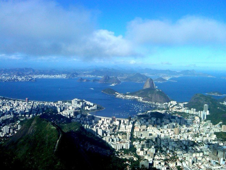 Fear traveling alone? - I overcame my fear of traveling solo to South America and visited Rio de Janeiro Brazil