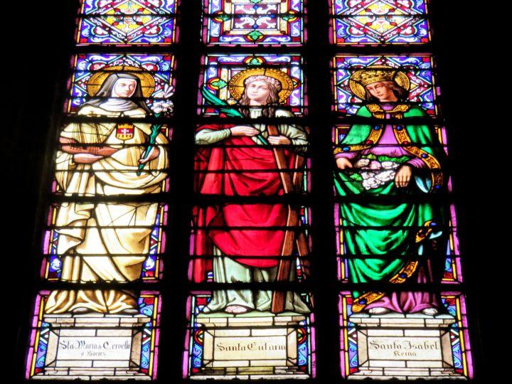 Visit La Ribera district Barcelona - Basilica Santa Maria del Mar