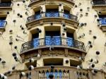 La Ribera district - Ohla Hotel on Via Liaetana in Barcelona