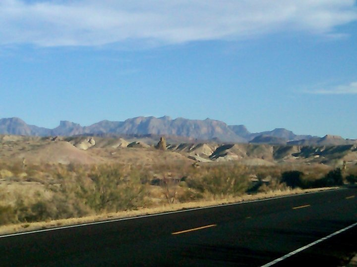 Gorgeous views and great hiking at Big Bend National Park in Southwestern Texas near the Mexico border and Rio Grande