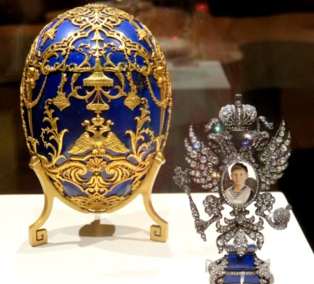 Fabergé and Faux Fabérge at MMFA