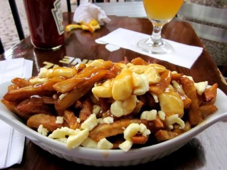 Poutine Quintessential Quebec Cuisine