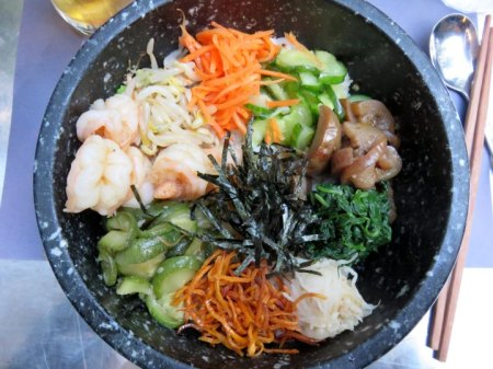 Koreana Restaurant – Dolsot Bibimbap Korean Food Montreal