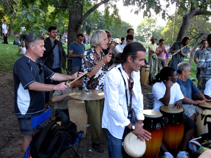 Tams Near Me >> Jamming with Montreal Tam-Tams Music Jam Mont Royal • : Solo Trips And Tips