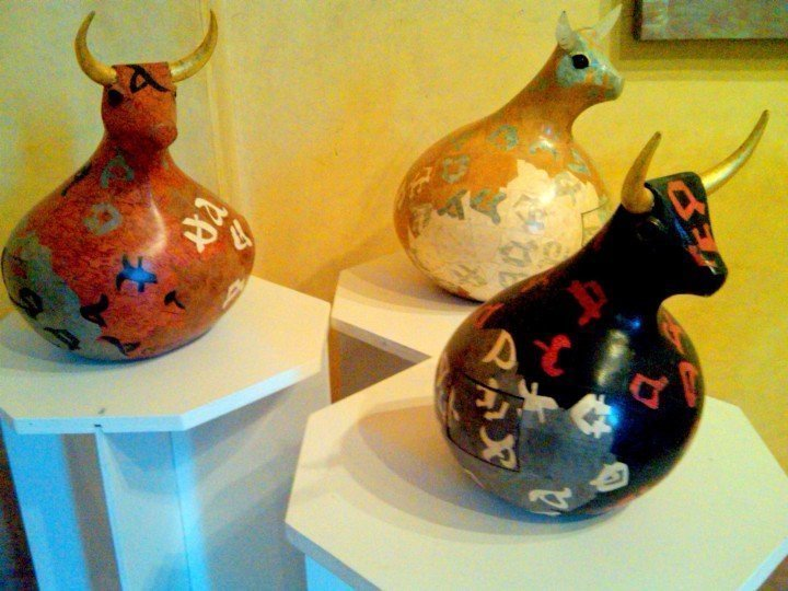 Contemporary art galleries in Marrakech Morocco - Thiam's Galerie