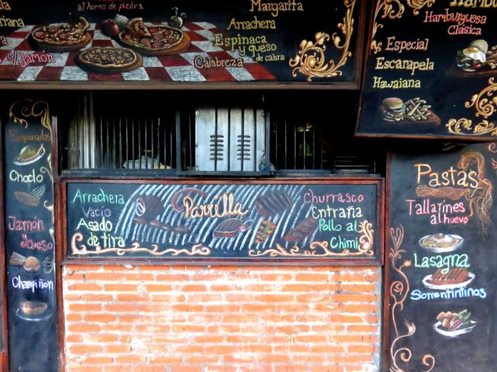 La Condesa Mexico City boasts an abundance of restaurants from Argentinian to Japanese you will find a great variety in La Condesa