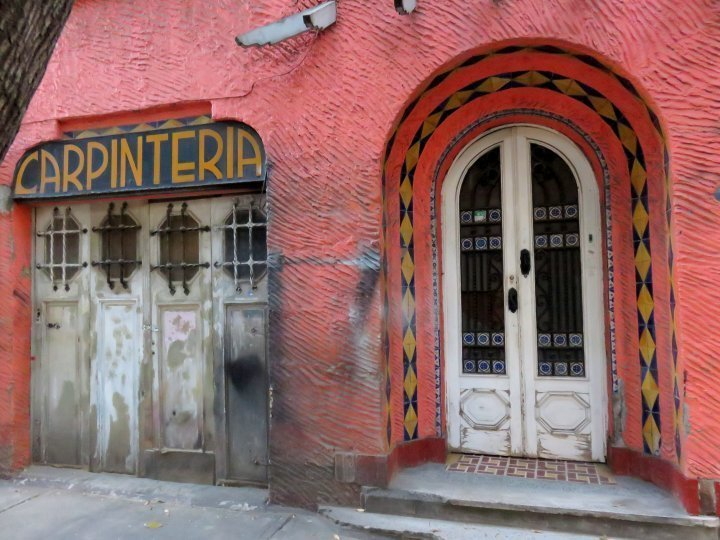 Solo Trip to Mexico City - architecture and design in La Condesa neighborhood