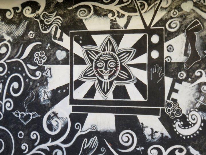 Mexico City street art - graffiti around the world