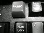 Going nomadic - should I panic - pros and cons to living a location independent lifestyle - panic button on my keyboard should save me