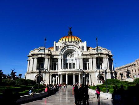 Mexico City Solo Trip – Museo de Bellas Artes a Must!