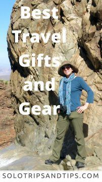 Best Travel Gifts and Gear | Clothing | Accessories | Gadgets | Health and Beauty | Hiking at Big Bend - wearing prAna Halle pants and Ahnu waterproof hiking shoes