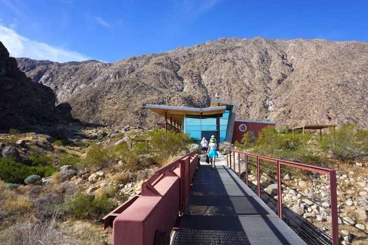 Tahquitz Canyon - Agua Caliente Tahquitz Visitor Center located at 500 W Mesquite Ave in Palm Springs