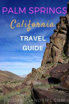 Palm Springs California Travel Guide