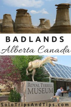 Visit the Canadian Badlands in Drumheller Alberta