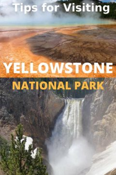 Tips for visiting Yellowstone National Park - plan your visit #yellowstone #nationalparks #traveltips #roadtrip #usa