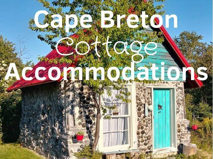 cape Breton Nova Scotia cottage accommodations