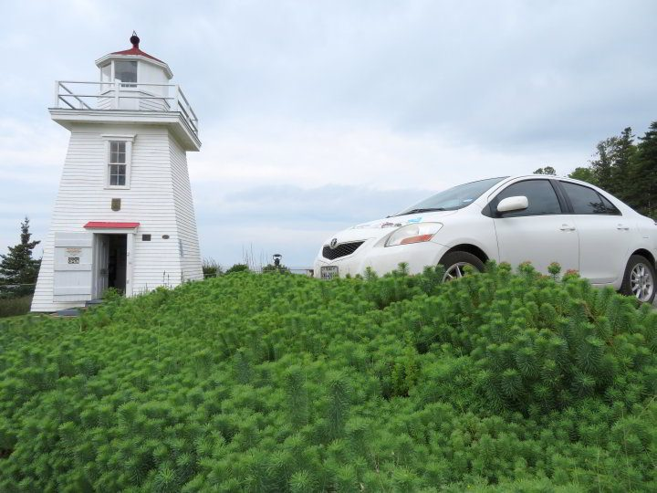 Walton Nova Scotia and the lighthouse is a perfect road trip stop