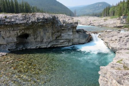 Elbow Falls Hike Bragg Creek – Perfect Picnic by a Waterfall
