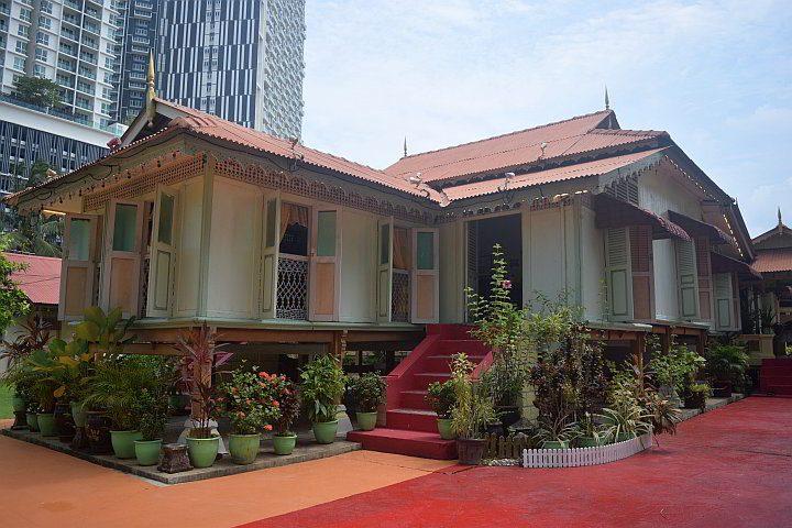 Kampung Morten Villa Sentosa in Melaka Malaysia