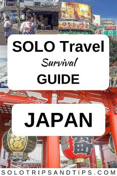 Solo travel guide to Japan