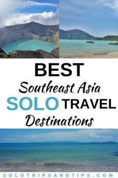 Best Southeast Asia solo travel destinations for female travelers