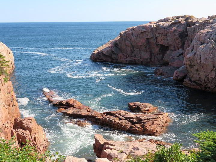 Jack Pine Trail and Coastal Trail feature stunning coastal scenery in Cape Breton Nova Scotia