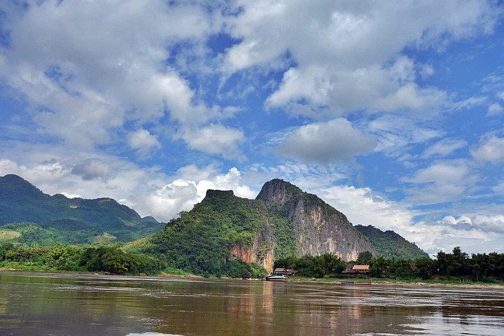 Luang Prabang in Laos in known for being one of the best solo travel destinations in Asia