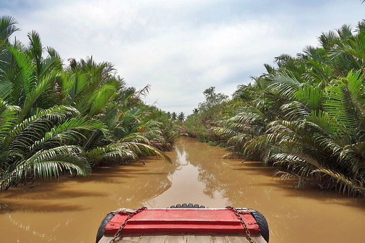 Mekong Delta boat tour in Ho Chi Minh City (also known as Saigon) is a hotspot for Asia travel
