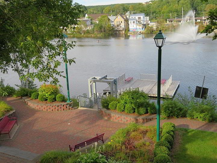 Bridgewater Nova Scotia along the LaHave River is a beautiful town in the south shore region
