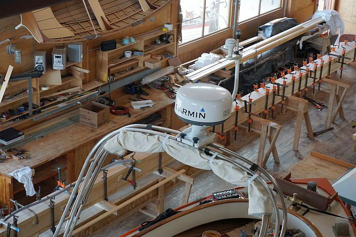 Northwest Maritime Center offers numerous classes for boating enthusiasts