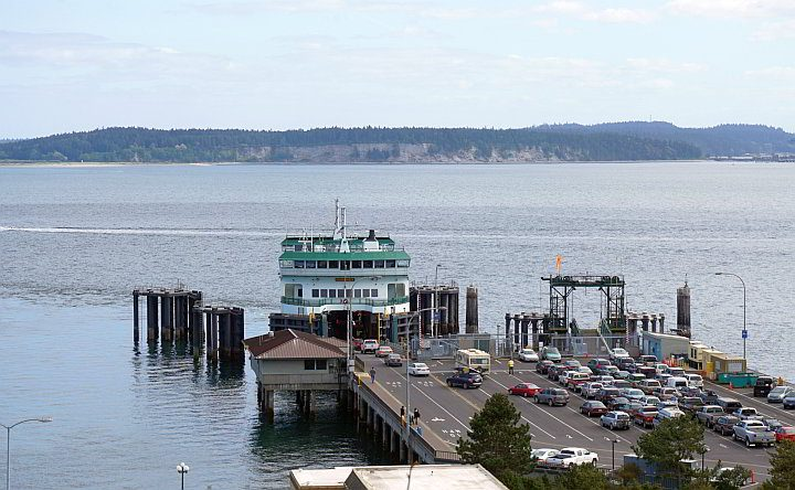 Port Townsend Ferry Terminal