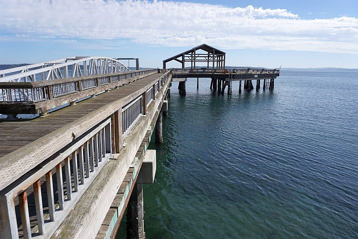 Port Townsend City Pier