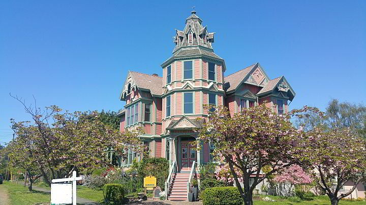 Beautiful Victorian era house in Port Townsend
