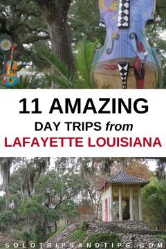 11 Amazing day trips from Lafayette Louisiana to explore Acadiana