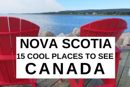 15 Cool Places to See in Nova Scotia This Summer