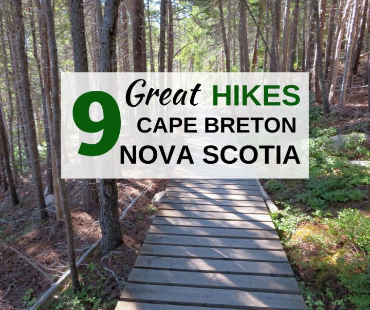 9 Great Hikes Cape Breton Nova Scotia