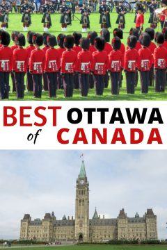 Best of Ottawa Canada - top tourist attractions