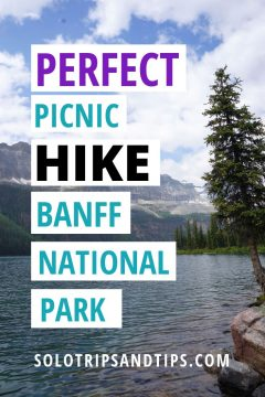 Perfect Picnic Hike Banff National Park
